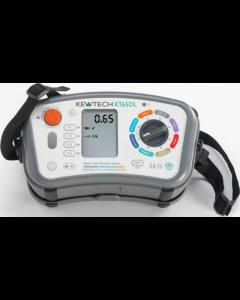 Kewtech KT65DL Digital 8-in-1 Multifunction Tester