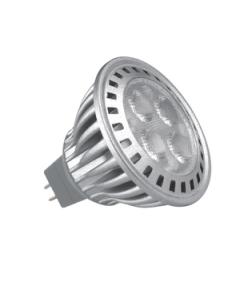 Kosnic KPRO06PWR/G5.3-S30 6W LED GU5.3 MR16 Reflector 12V 3000K Warmwhite 38°