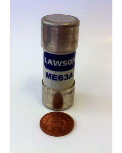 Lawson ME60 60A 400/415V House Service Cut-Out Fuse