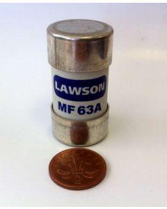 Lawson MF60 60A 400/415 Volt House Service Cut-Out Fuse