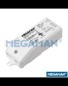 Megaman 1-10V Driver for 10W Dimming AR111 LED 20V (141382)  [image © Megaman UK Limited]