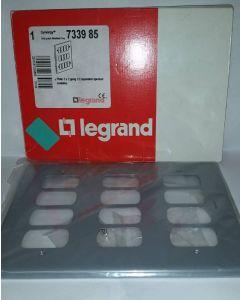 Legrand Synergy 733985 12G Metalclad Grid Plate