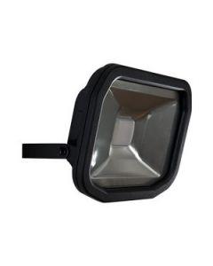 Luceco LFS50W1B Slimline Guardian LED Floodlight 50W IP65 3000lm