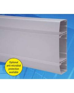 Marco MTD3 Apollo 3 Compartment Dado Trunking, 3m x 170mm x 50mm