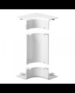 Mita CLI3W White UPVC Internal Angle