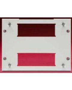Wylex MNSPE-6462/FNR, Pattress, Consumer Unit 21 Module, Size: 16mm 438mm 3x25mm