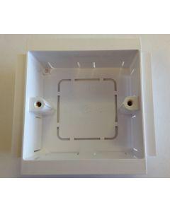 Marco MTSB1 Socket Mounting Box 1 Gang - 35mm