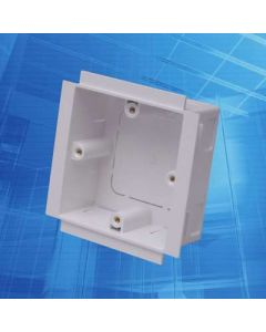 Marco MTPSB1 1 gang 35mm vertical mounting socket box