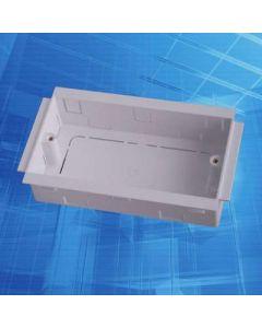 Marco MTSB2 Socket Mounting Box 2 Gang - 35mm