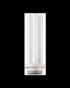 Philips 17PLR840ECO MASTER PL-R Eco 4 Pin GR14q-1, 17W, Colour 840, Compact Fluorescent Lamp