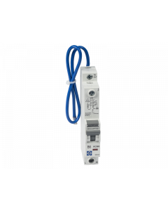 Lewden RCBO-16/30/SPA 16A 1P+N B Curve Type A 6kA RCBO - Buy online from Sparkshop