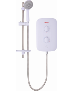 Redring RBS8 Bright 8.5kW Multi-connection Electric Shower -  Buy online from Sparkshop