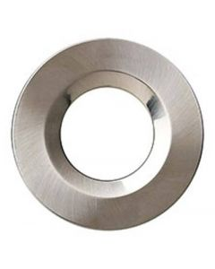 Robus RULTRIM-13 Trim, for Ultimum Fire Rated Downlights, Finish:Brushed Chrome
