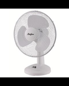 "Stirflow SFG9 Oscillating 2 Speed 9"" Desk Fan - Buy online from Sparkshop"