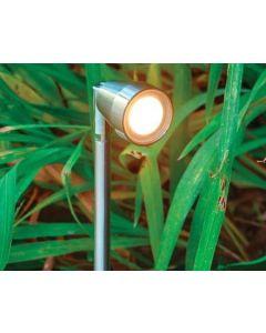 Collingwood SL030F LED Garden Spike Light 1W IP65 Stainless Steel