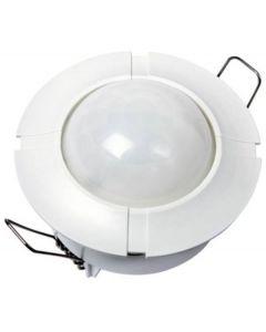 Timeguard SLFM360L Controller, Security Light Ceiling Flush, c/w PIR IP44, size: 2000W 6m 360Deg