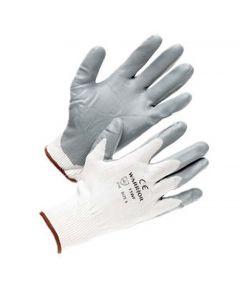 SNIT9 Grey Nitrile Gloves Size 9 (11WFE9) - Buy online from Sparkshop