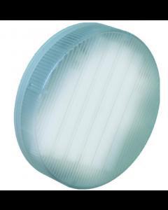 Sylvania 0035903 MICRO-LYNX 840 GX53 6W SLV Compact Fluorescent Lamp