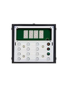 Terraneo/Bticino 342610 Numeric Digital Keypad