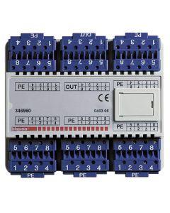 Terraneo/Bticino 346960 Video Selector for Digital Entrance Panels