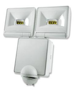 Timeguard LED200PIRWH 2x 8W LED Energy Saver PIR Floodlight - White