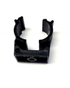 Mita UK20B Conduit fixing clips CLIC Self Locking for Rigid Conduit 20mm Black