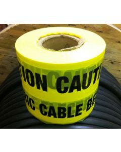 Underground Warning Tape 365 metres x 150mm