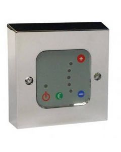 Vent-Axia 447865 Chrome single gang towel rail controller VATRCC