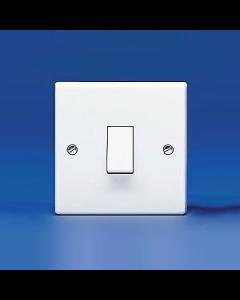 Volex Accessories VX1010 10AX 1 Gang 1 Way Switch