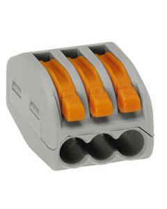 WAGO 222-413 Compact Connector