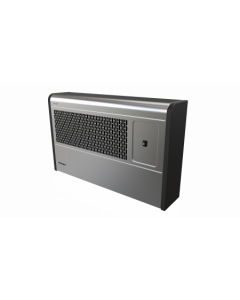 Dimplex WFE3SE 3kW Silver Bluetooth Wall Fan Convector