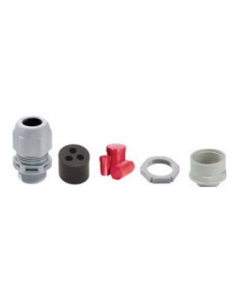 Wiska Sprint TKE/P40/RD Plastic Tails Kit For 2 x 25mm and 1 x 16mm Cable complete with 40 > 32mm Reducer