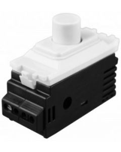 Zano ZGRIDLED Grid Dimmer Module - single gang grid dimmer switch designed specifically to work with LED's & compatible with all LED lamps.
